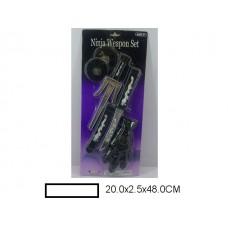 Набор оружия, 5 предметов, на листе