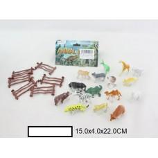 Набор диких животных, пакет