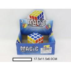 Головоломка кубик-логика 6шт