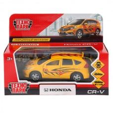 "Машина металл ""HONDA CR-V СПОРТ"", длина 12см, открыв. двери, инерц, в кор. Технопарк в кор.2*36шт"