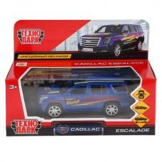 """Машина металл """"CADILLAC ESCALADE СПОРТ"""" 12см, открыв. двери, инерц, в кор. Технопарк в кор.2*36шт"""