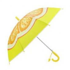 Зонт детский Апельсинка, 48 см, полуавтомат