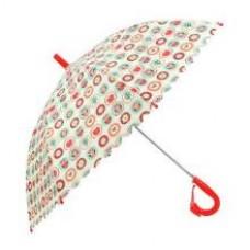 Зонт детский Совушки, 48 см, полуавтомат