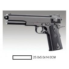 Пистолет детский мех., 25x5x14 см, пакет
