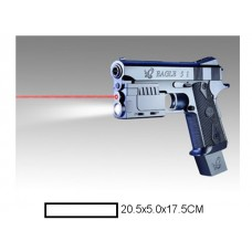 Пистолет детский мех., 20,5x5x17,5 см, пакет.