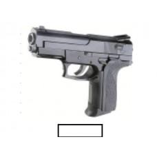 Пистолет детский мех., пакет.