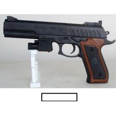 Пистолет детский мех,, пакет,