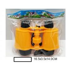 Игрушка бинокль, пакет 16,5х3,5х14 см