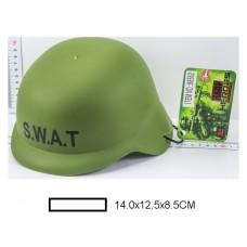 Детская каска Военного, в сетке 14х12,5х8,5 см