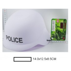 Детская каска Полицейского, в сетке 14х12,5х8,5 см