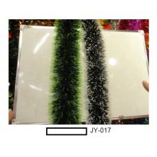 Ёлоч.украшение мишура двухцветная 200х10 см