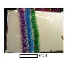 Ёлоч.украшение мишура двухцветная 200х5 см
