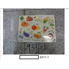 Игрушка вкладыш дер.,в ассорт., под пленкой 29,5х21,5 см