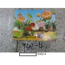 Игрушка вкладыш дер.,в ассорт., под пленкой 30х12 см