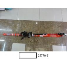 Набор Лыжи 140 см, в пакете