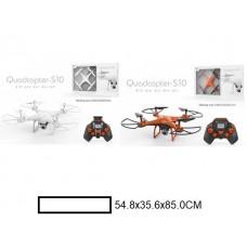 """Игрушка-квадрокоптер """"S10"""" на п/у, в кор. 54,8х35,6х85 см"""