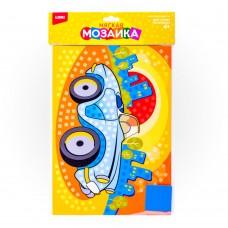 """Кэ-009 Мягкая мозаика. Большой набор """"Машинка"""""""