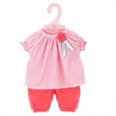 """Одежда для куклы 38-43см, блуза и штанишки """"Мэри"""""""
