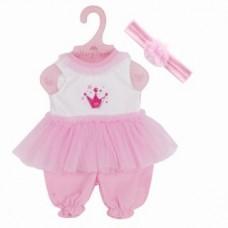 """Одежда для куклы 38-43см, комбинезон """"Принцесса"""""""