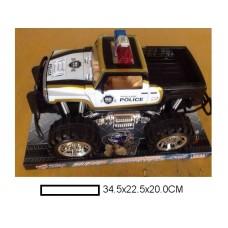 Джип инерционный полиция в ассорт., блистер 34,5х22,5х20 см