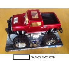 Джип инерционный в ассорт., блистер 34,5х22,5х20 см