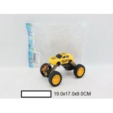 Джип инерционный в ассорт., пакет 19х17х9 см