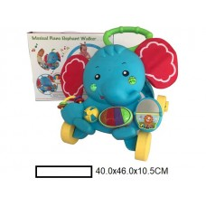 "Игрушка на муз. ""Ходунки-Слон"", на батар., в кор. 40х46х10,5 см"