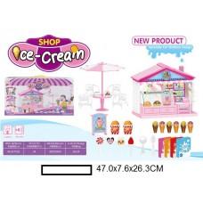 """Игровой набор """"Ice-Cream"""" в кор. 47х7,6х26,3 см"""