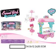 "Игровой набор ""Sweet Girl"" в кор. 54х12,2х26 см"