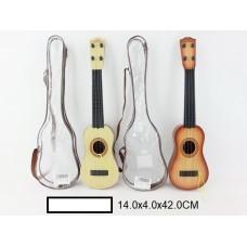 Игрушка гитара в ассорт., 14х4х42 см