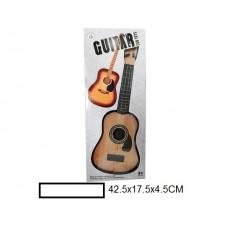 Игрушка гитара в ассорт., в кор. 42,5х17,5х4,5 см