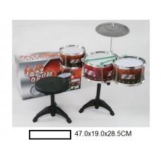 """Барабанная установка """"Juzz Drum"""" в кор. 47х19х29 см"""