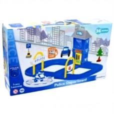 Паркинг Полицейский участок в коробке