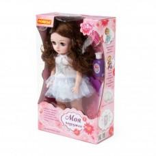 """Кукла """"Алиса"""" (37 см) в салоне красоты с аксессуарами (6 элементов) (ходит, танцует, разговаривает,"""