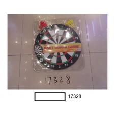 """Игровой набор """"Меткий стрелок"""", на листе 43 см"""