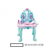 Игровой набор Стилист, столик с аксс., в кор. 38х14х51 см