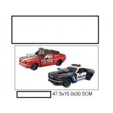 Игр.набор Автотаран, на р/у, 2 машины, в кор. 48х15х31 см