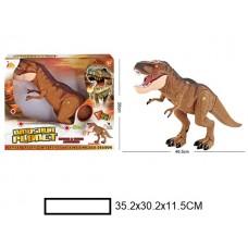 Динозавр электрофицированный, в кор.