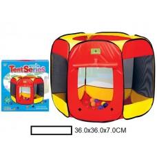 Игровая палатка в ассорт.,в кор.