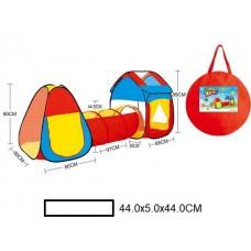 Игровая палатка в ассорт.,пакет